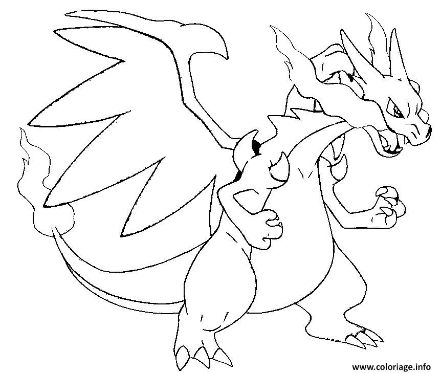 Coloriage Pokémon 11 Dessins De Coloriage Pokemon à Imprimer